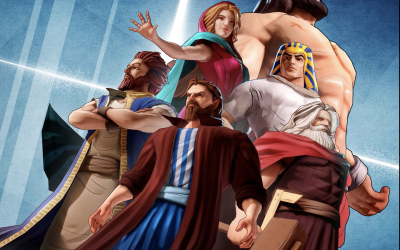 Heroes 2: How to Redeem Gaming for the Kingdom with Sam Neves